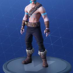 The Ragnarok Skin, unlocked at level 100