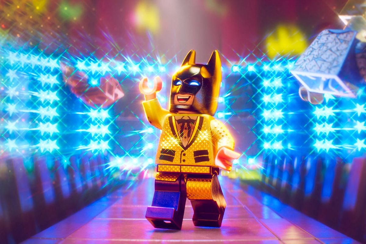 Lego movie xbox one how many players