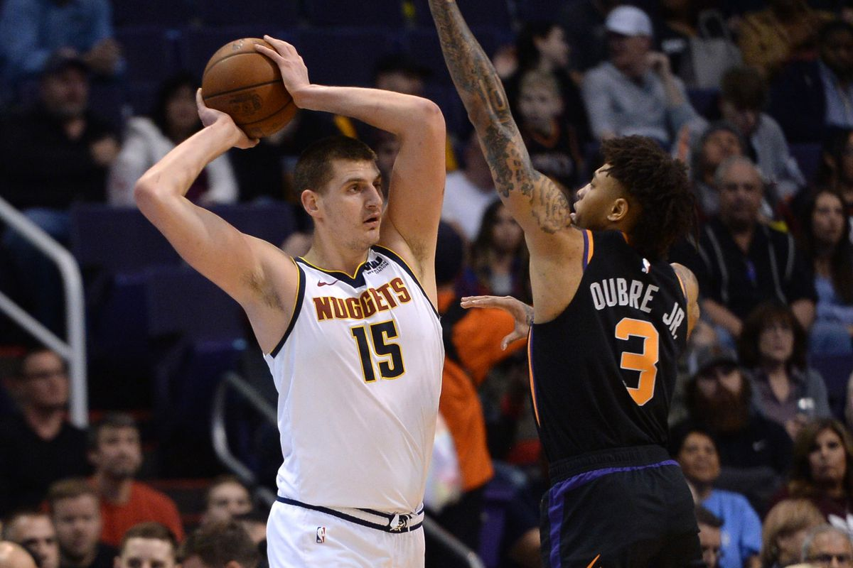 best website a448c be226 Preview: Suns head to the Mile High City to face Nuggets ...
