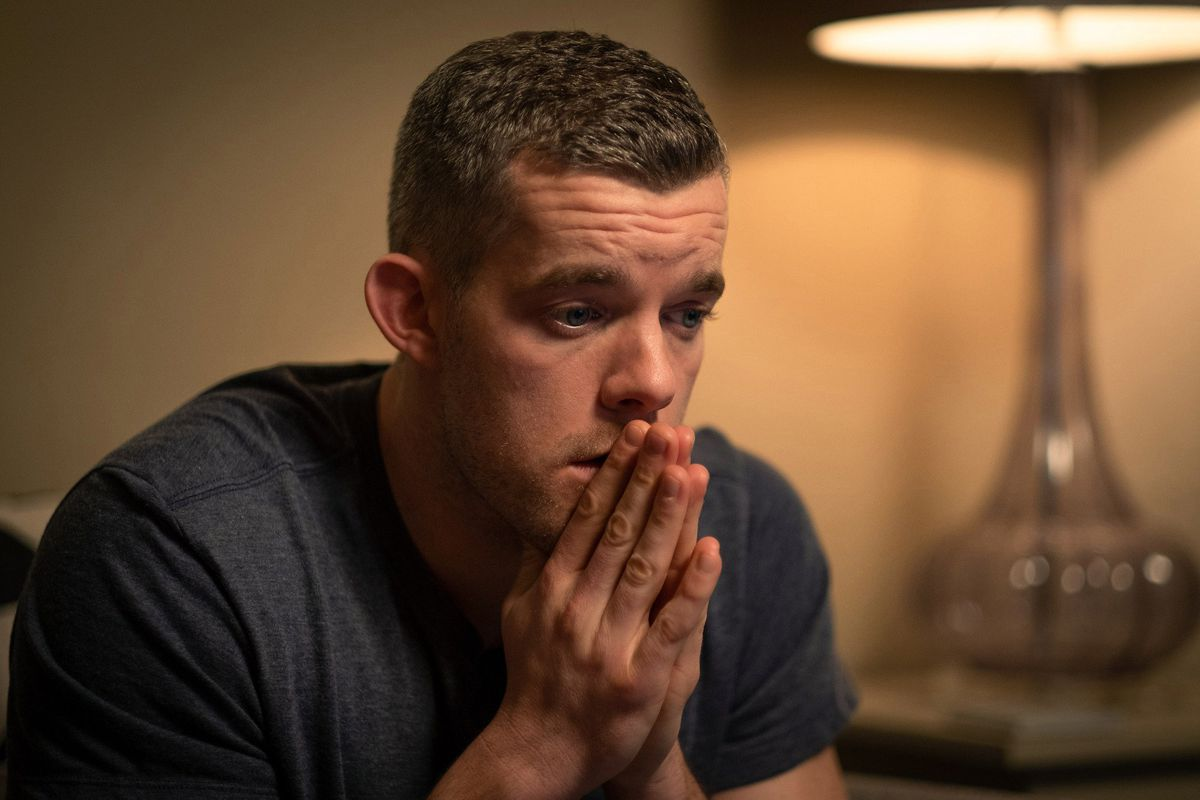 Years and Years BBC TV star Russell Tovey ate at Somerset House's Michelin-starred London restaurant Spring