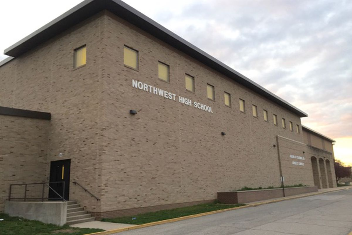Northwest High School would convert to a middle school under a plan from the Indianapolis Public Schools administration.