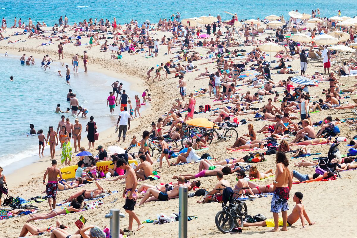 Beach Etiquette Some Tips To Consider