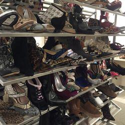 So many shoes!