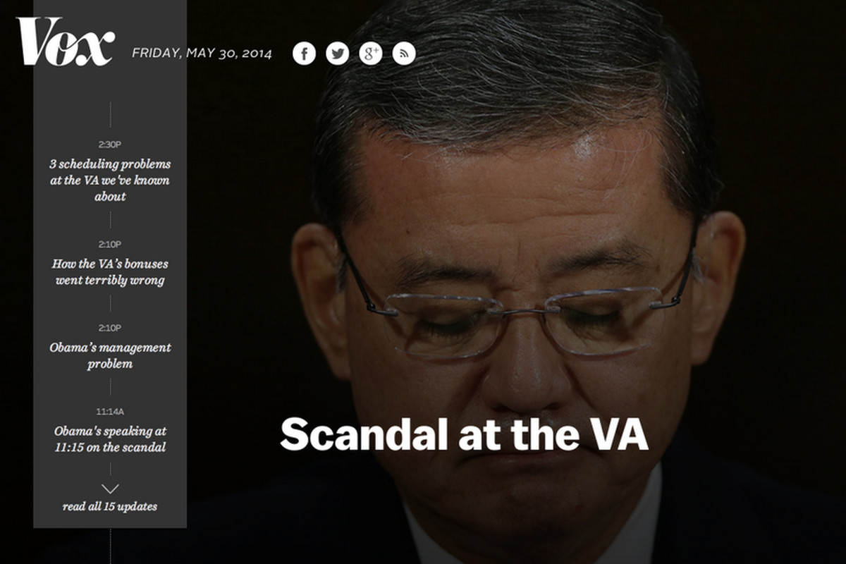 The May 30, 2014 Vox homepage