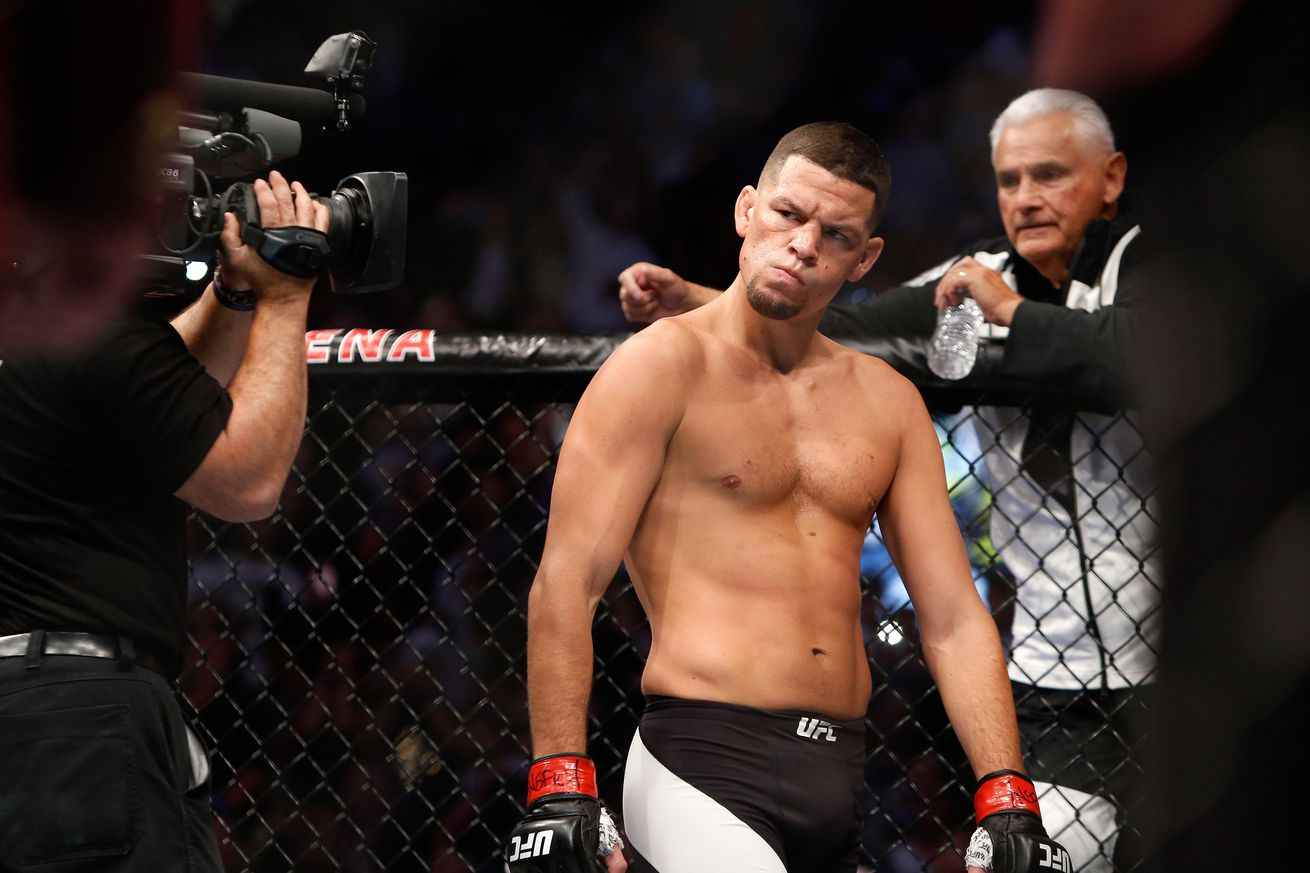 Report: Nate Diaz hit with million dollar lawsuit after firing agents, hoarding Conor McGregor payday