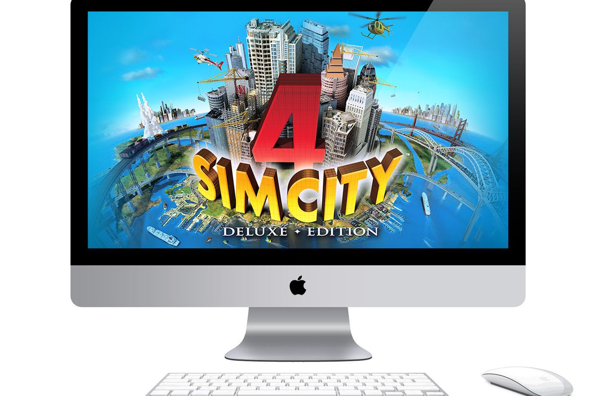 Download simcity 4 rush hour deluxe full for free [mac] youtube.