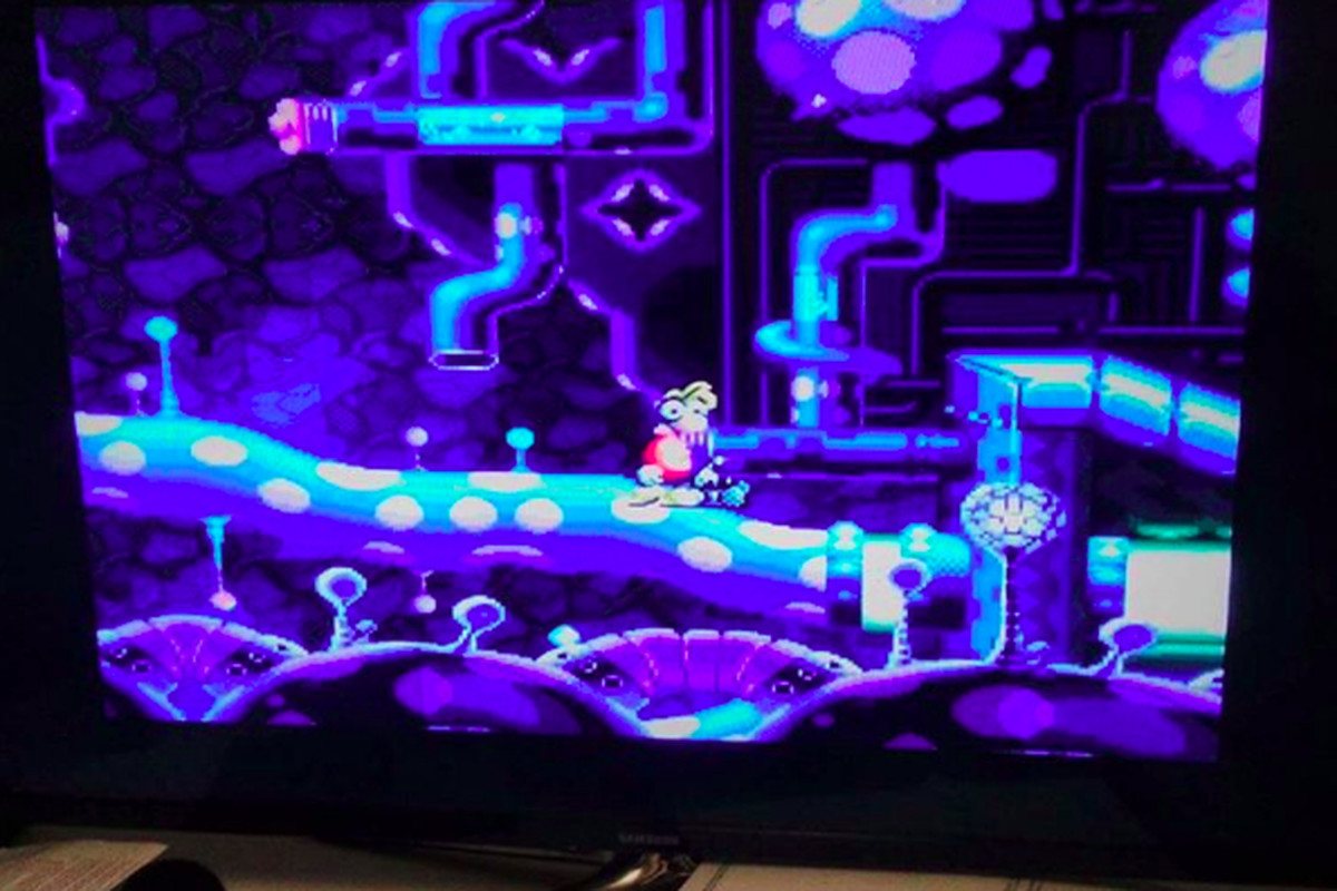 Rayman's canceled SNES debut found by creator after almost