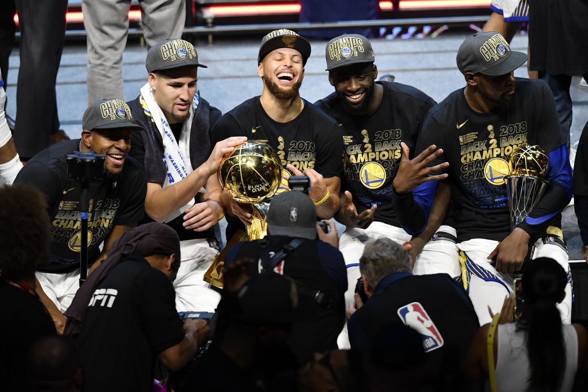 "e6b3c99c6062 Warriors reinvented ""3-1"" and built a dynasty at LeBron James  expense"