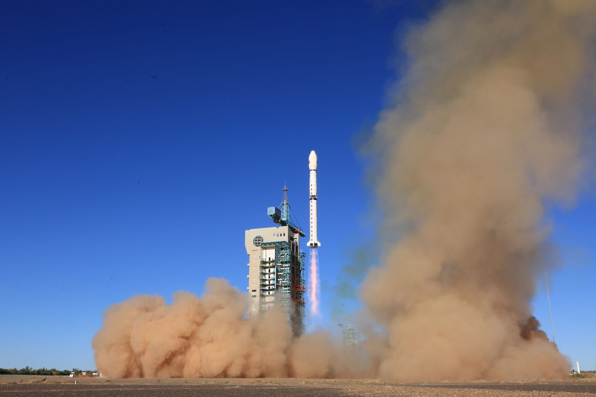 China Launches Meteorological Satellite Fengyun-3E