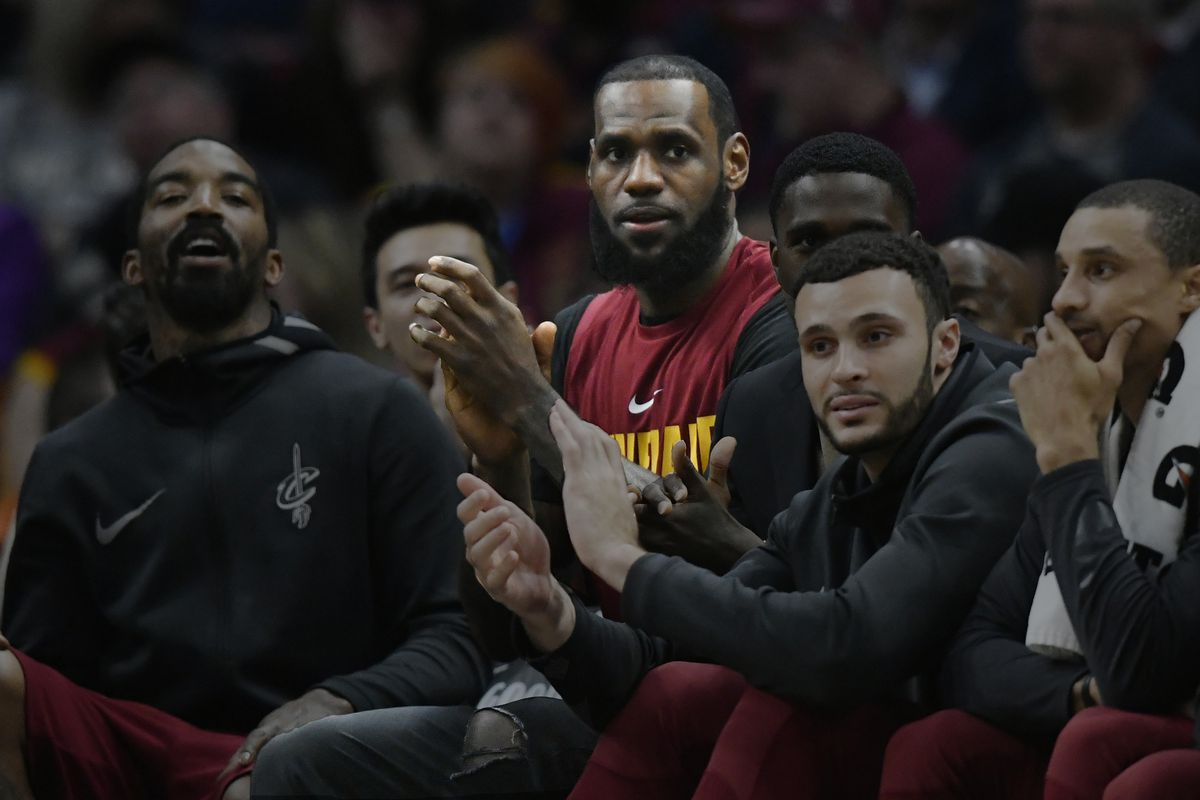 9521302330de What it s actually like to be LeBron James  teammate - SBNation.com