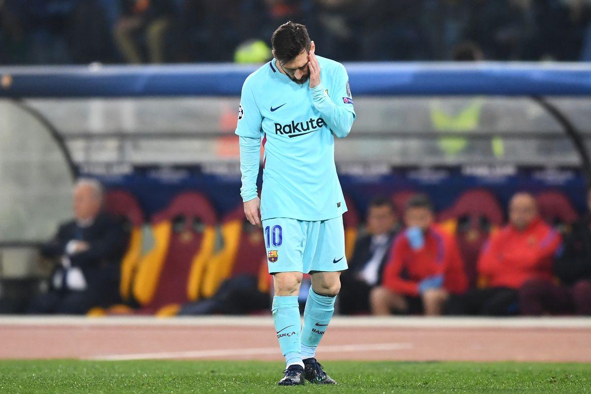 """Képtalálat a következőre: """"roma-barcelona 3-0"""""""