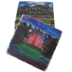 Beverly Hills coasters, $20.