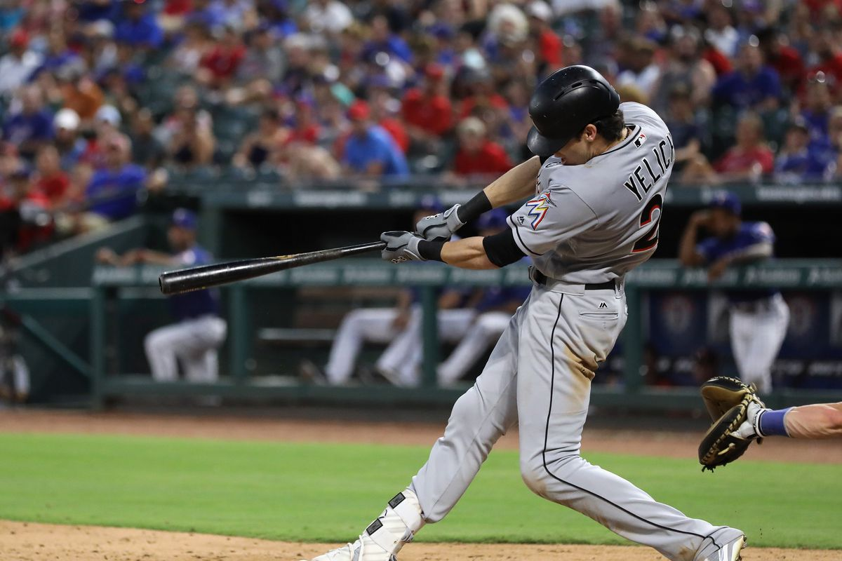 Milwaukee Brewers Trade Targets Christian Yelich Brew Crew Ball