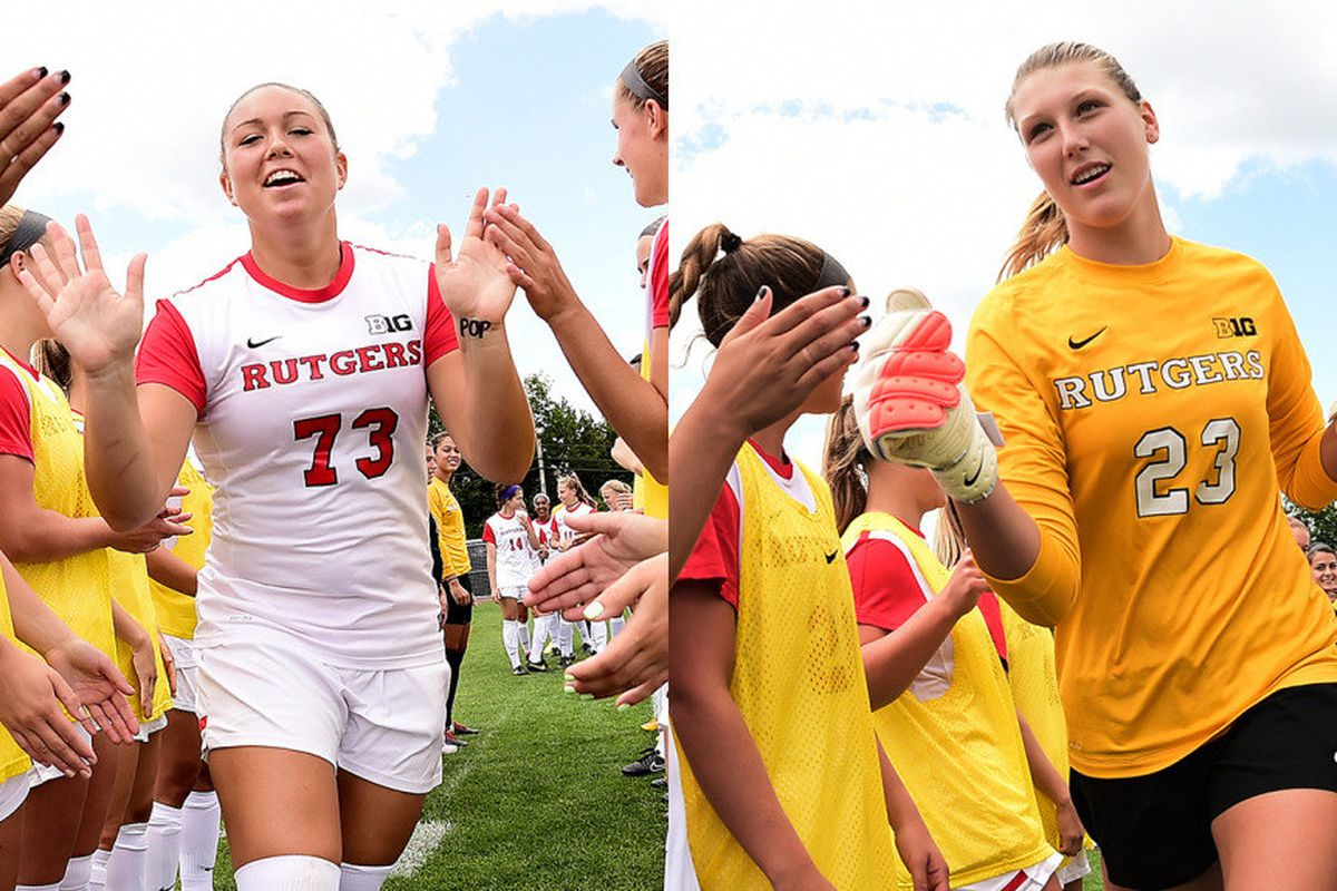 Madison Tiernan and Casey Murphy lead WSoc with Player of the Week awards