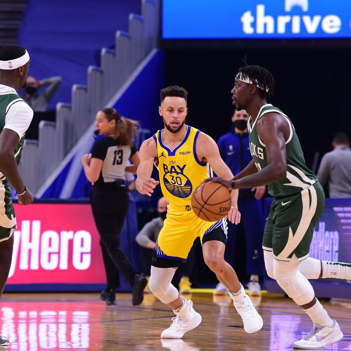 Rapid Recap: Milwaukee Bucks 121, Golden State Warriors 122 - Brew Hoop