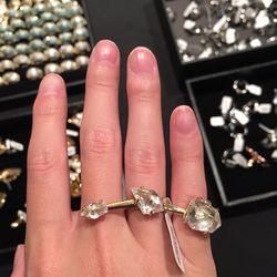 Ring, $75