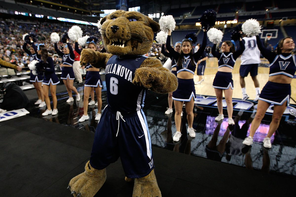 NCAA Final Four Practice - Villanova Wildcats