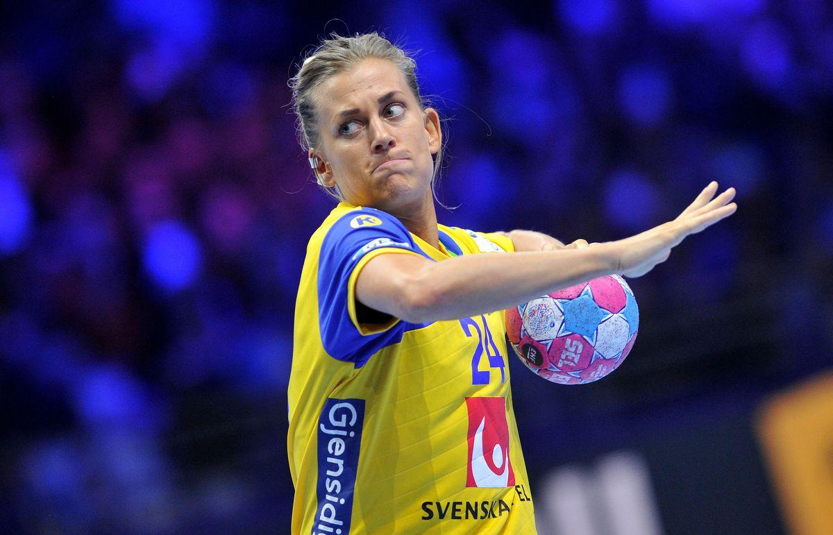 Denmark v Sweden - EHF Women's Euro 2018