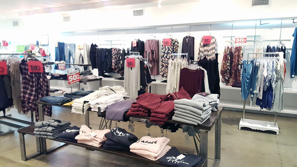 Here's What's Left at Kitson's Going-Out-of-Business Sales, Now Up to 70% Off