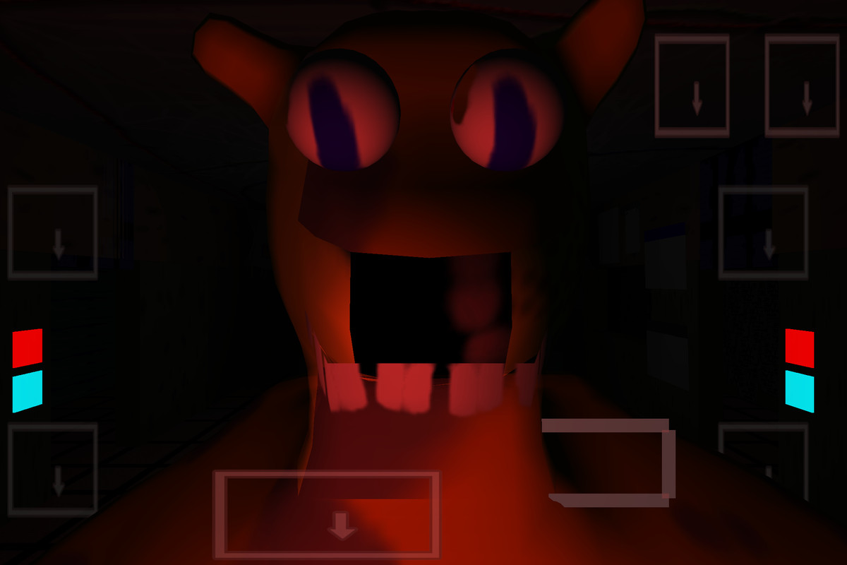 Five Nights At Phony S The Terrifying World Of Five Nights At