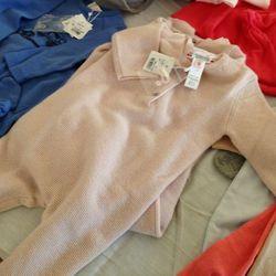 Cashmere Layette, $118