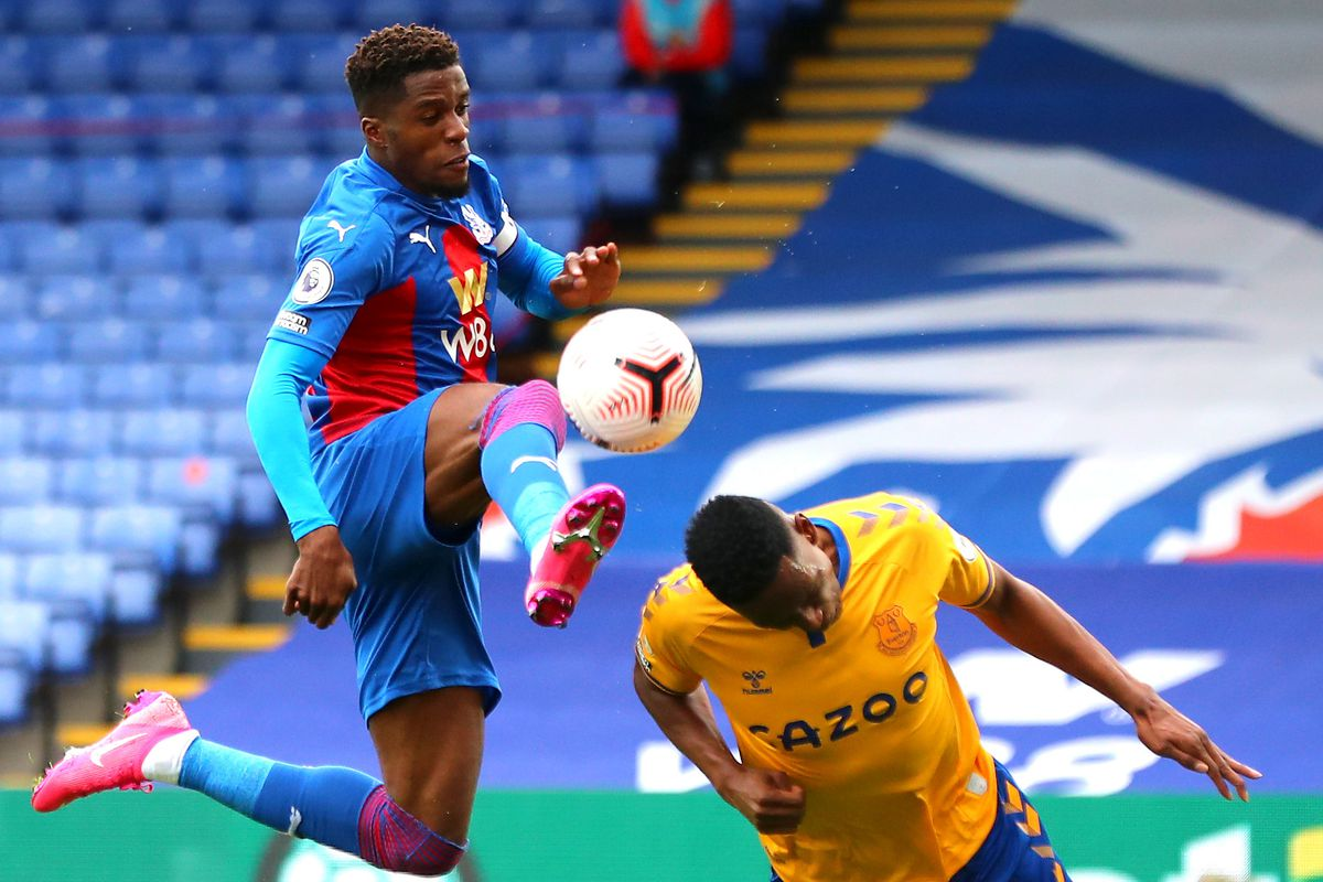 Wilfred Zaha - Crystal Palace - Premier League