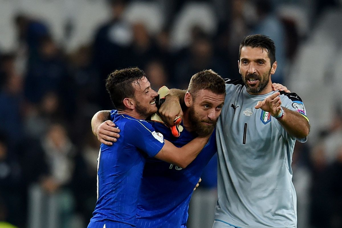 Italy v Spain - FIFA 2018 World Cup Qualifier