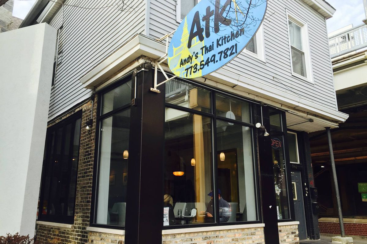 Andy S Thai Kitchen Lakeview