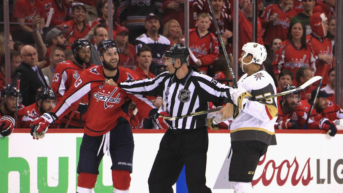 2018 NHL Stanley Cup Final - Game Four