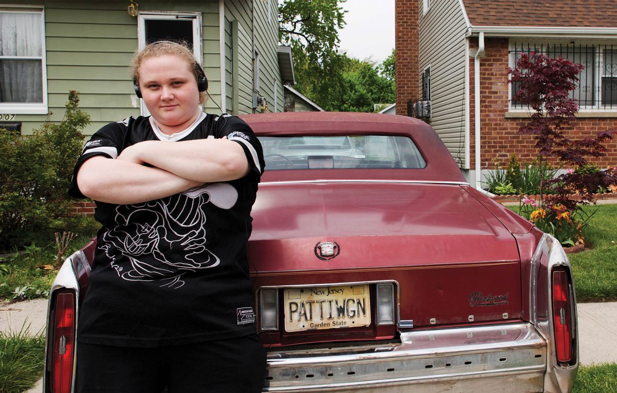 Danielle Macdonald appears inPatti Cake$, an official selection of the US Dramatic Competition at the 2017 Sundance Film Festival.