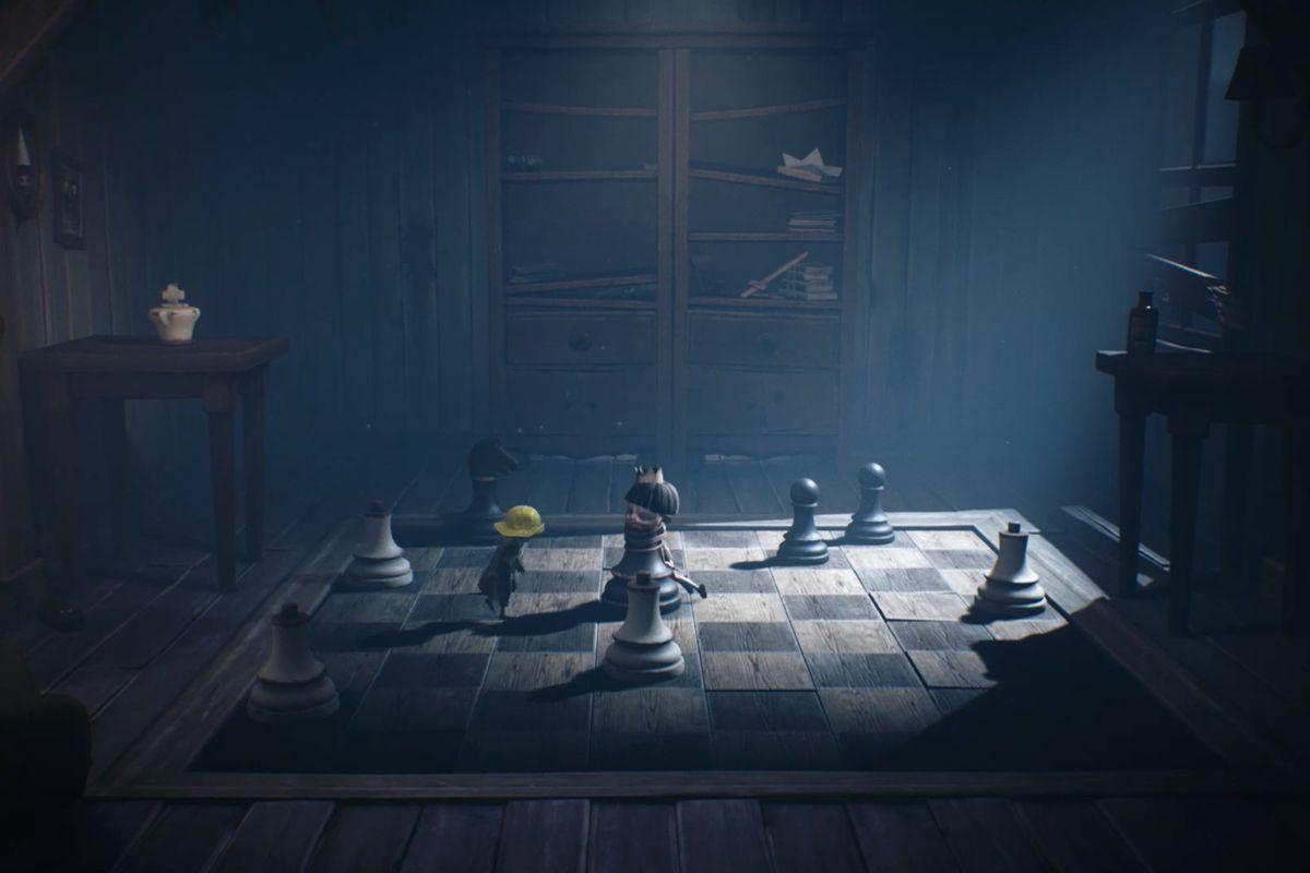 Little Nightmares 2 game talks