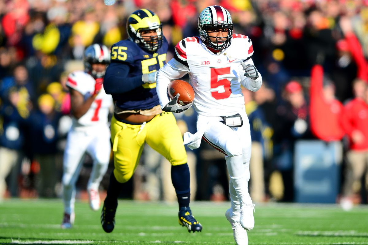 Are Braxton Miller and the Buckeyes a runaway #2?