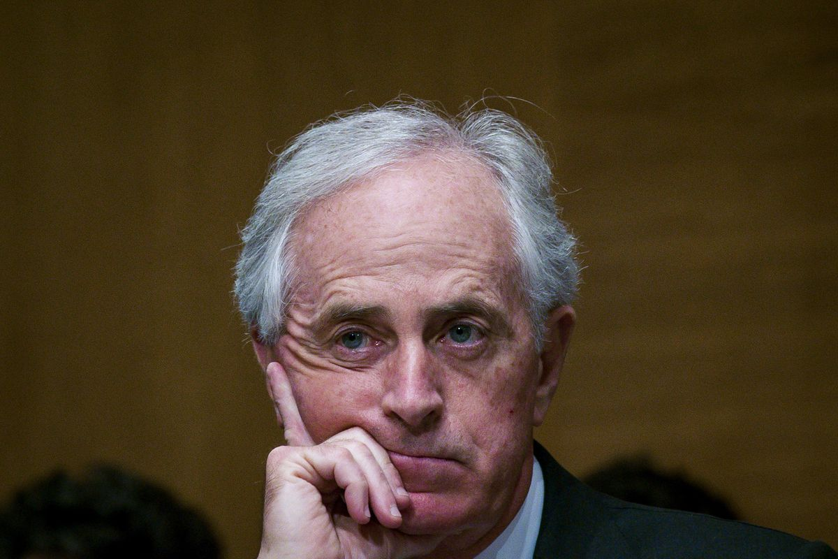 'Ego-Driven, Tired Old Man' Corker Considers Un-Retirement From Senate