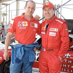 "2 Fast 2 Furious. 2 Michelin Stars. (<a href=""http://newyork.grubstreet.com/2010/04/and_now_daniel_boulud_in_a_fer.html"" rel=""nofollow"">photo</a>)"