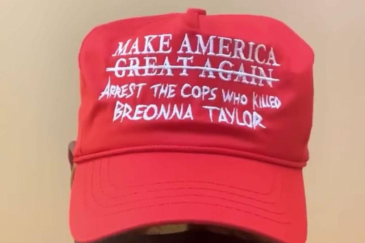 Revamped Maga Hats
