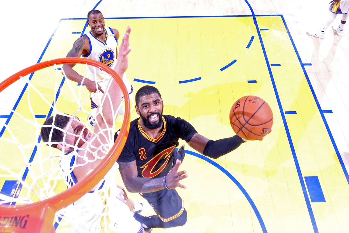 aee6ae33ce3 NBA Trade Rumors  Cavs don t currently have traction on a Kyrie Irving trade
