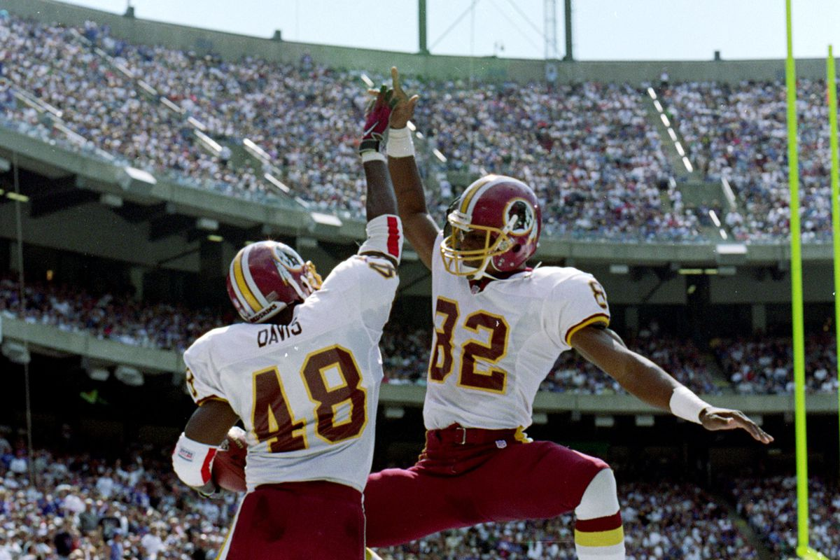 best service 00240 14d34 Redskins by the (Jersey) Numbers: #82 - Michael Westbrook ...