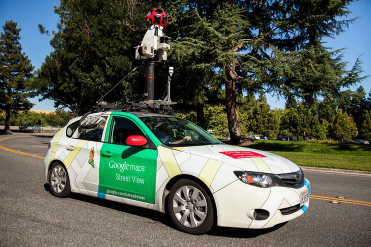 Google brings its air-mapping Street View cars to California ... on google earth street view, google search, google earth, google maps vehicle, google street view in africa, flickr street view car, google street view philippines, google art project, google maps camera car, google maps bird's eye view, google street view in latin america, google street view in asia, google maps android icon, google street view privacy concerns, aspen movie map, google street view in europe, google maps cars 2008, google street view washington dc, web mapping, nokia street view car, google street view in oceania, apple street view car, competition of google street view, google air view, location view, google street view wrecks, google street view schedule, google street view in the united states,
