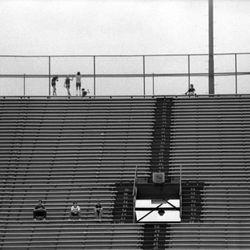 <strong>1984- Seating at Doak Campbell Stadium aka The Erector Set</strong>