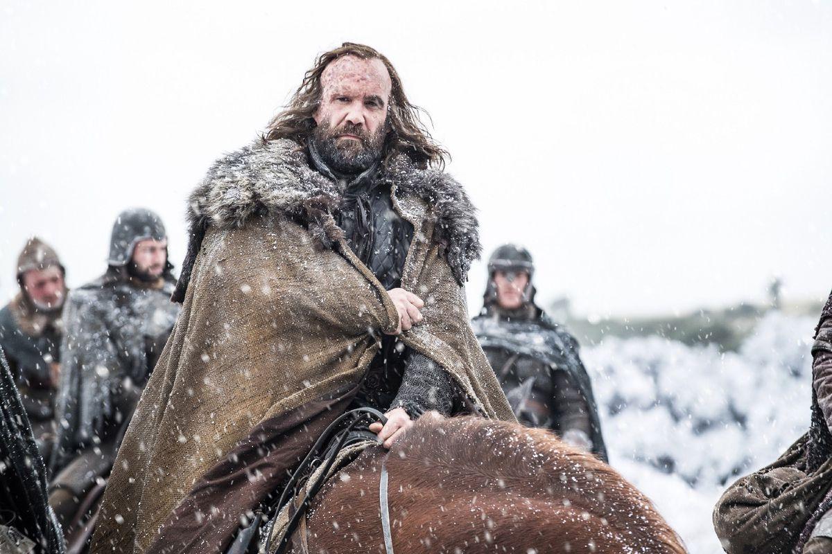 Game of Thrones season 7 photos - The Hound