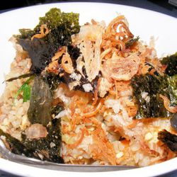 """Fried rice from M. Wells by <a href=""""http://www.flickr.com/photos/37619222@N04/6064634131/in/pool-29939462@N00/"""">moosefan68</a>."""