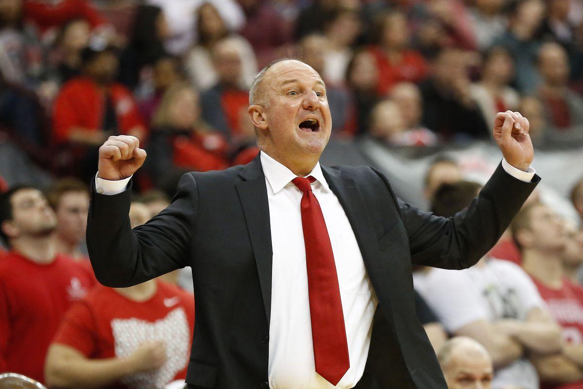 NCAA Basketball: Nebraska at Ohio State