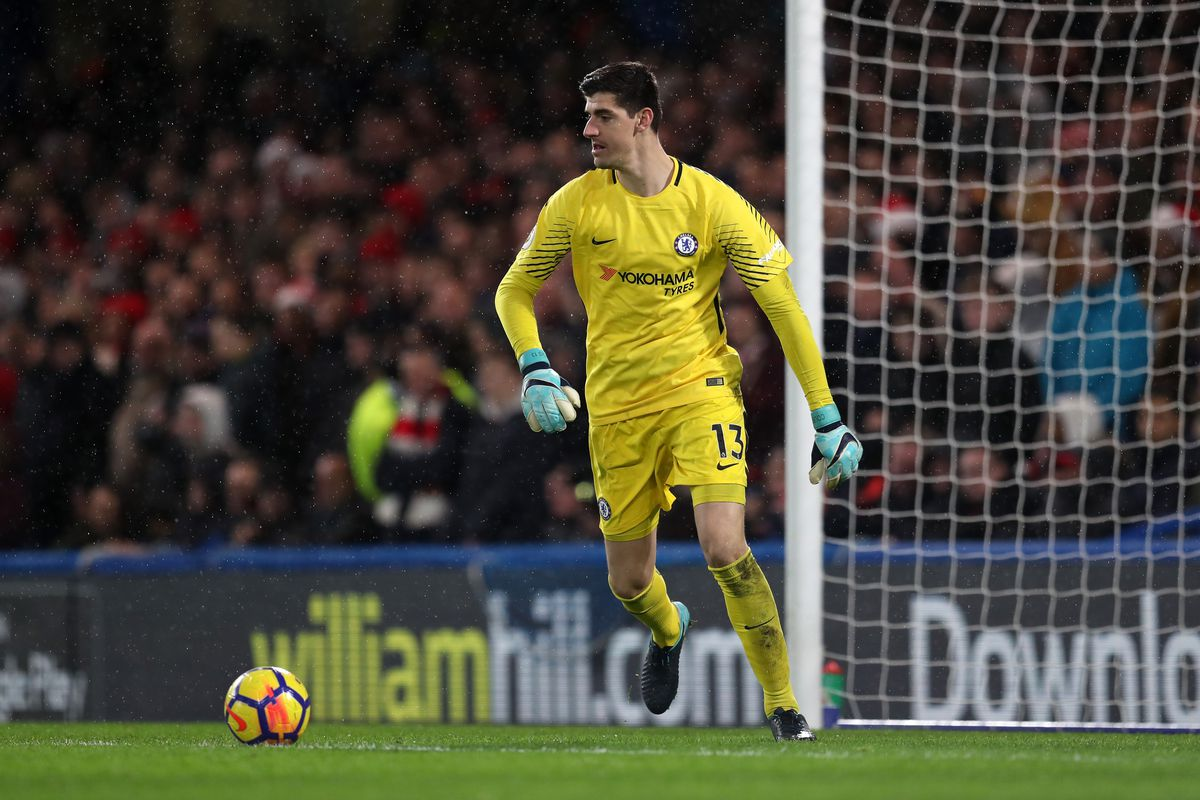 Chelsea Meet Courtois Record Demands With Latest Contract Offer