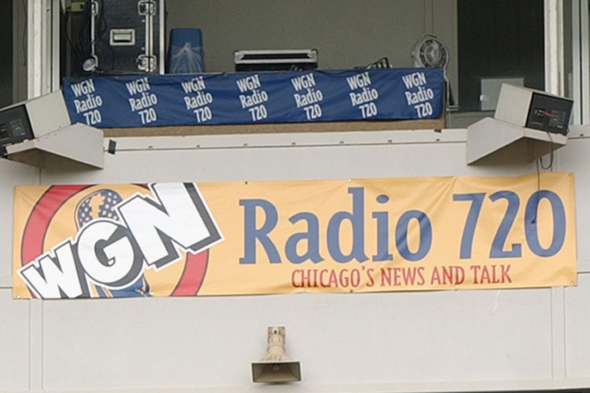The Future Of The Cubs On WGN    Radio - Bleed Cubbie Blue