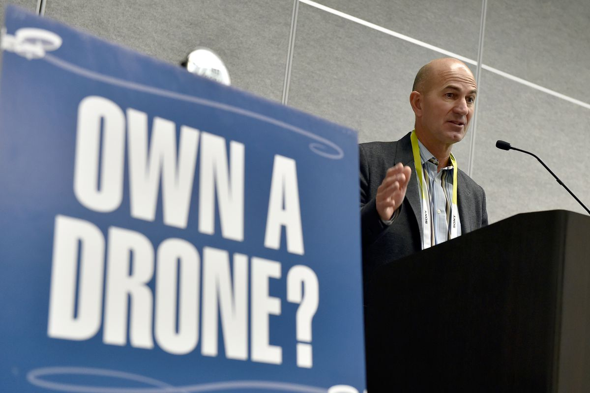 FAA Administrator Huerta Discusses Federal Drone Registration Process At CES
