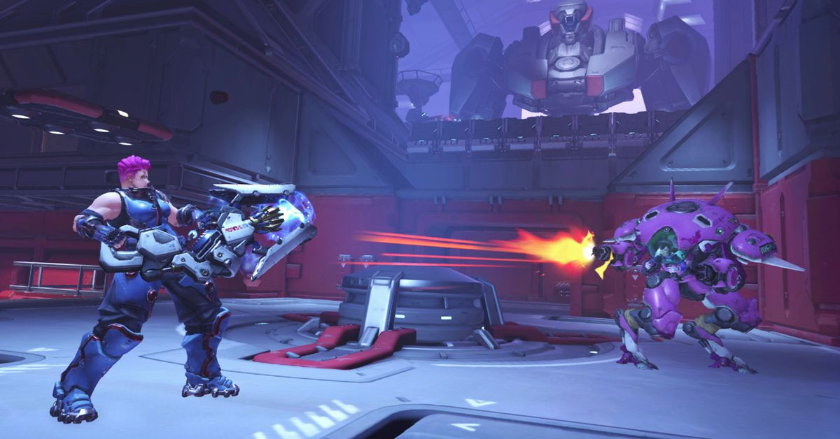 Nvidia's latency-reducing tech is live for all Overwatch players with the company's GPUs