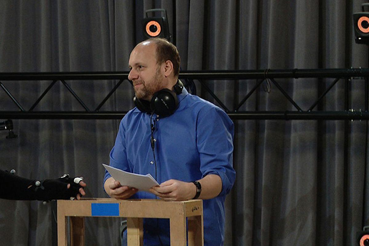 David Cage - Beyond: Two Souls
