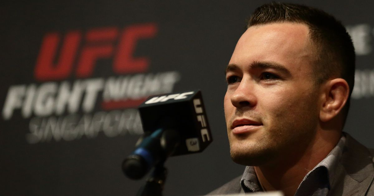 Colby Covington rules out fight with Leon Edwards: 'This isn't charity hour' - Bloody Elbow