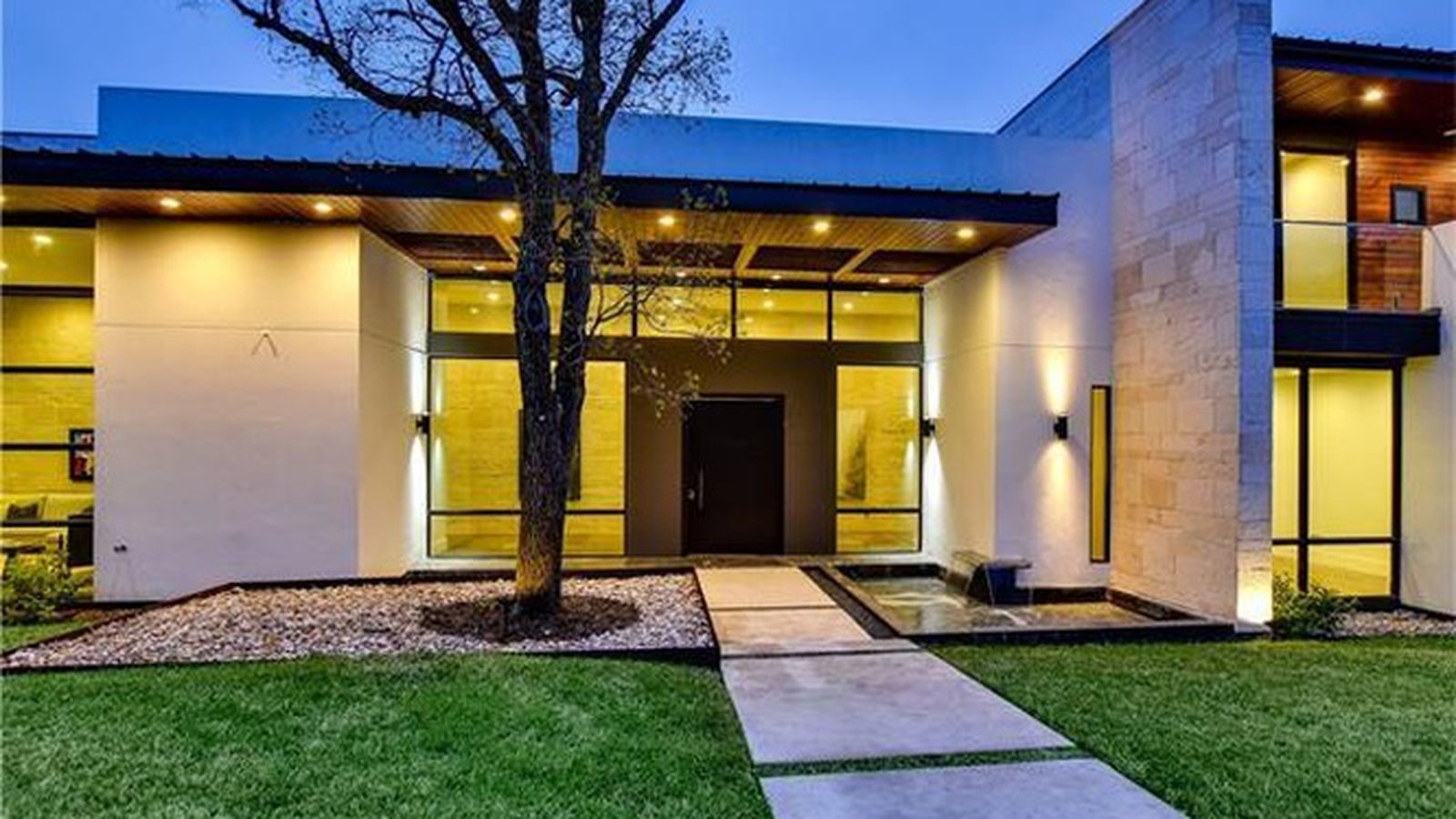 Stunning Modern West Lake Home Asks 6 2m Curbed Austin