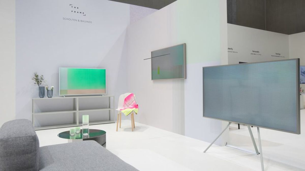 Samsung collabs with designers to expand Frame TV customization ...
